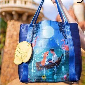 Disney Harvey's  Little Mermaid Poster Tote
